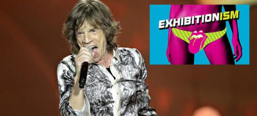 Denne Rolling Stones-plakaten er bannlyst i London