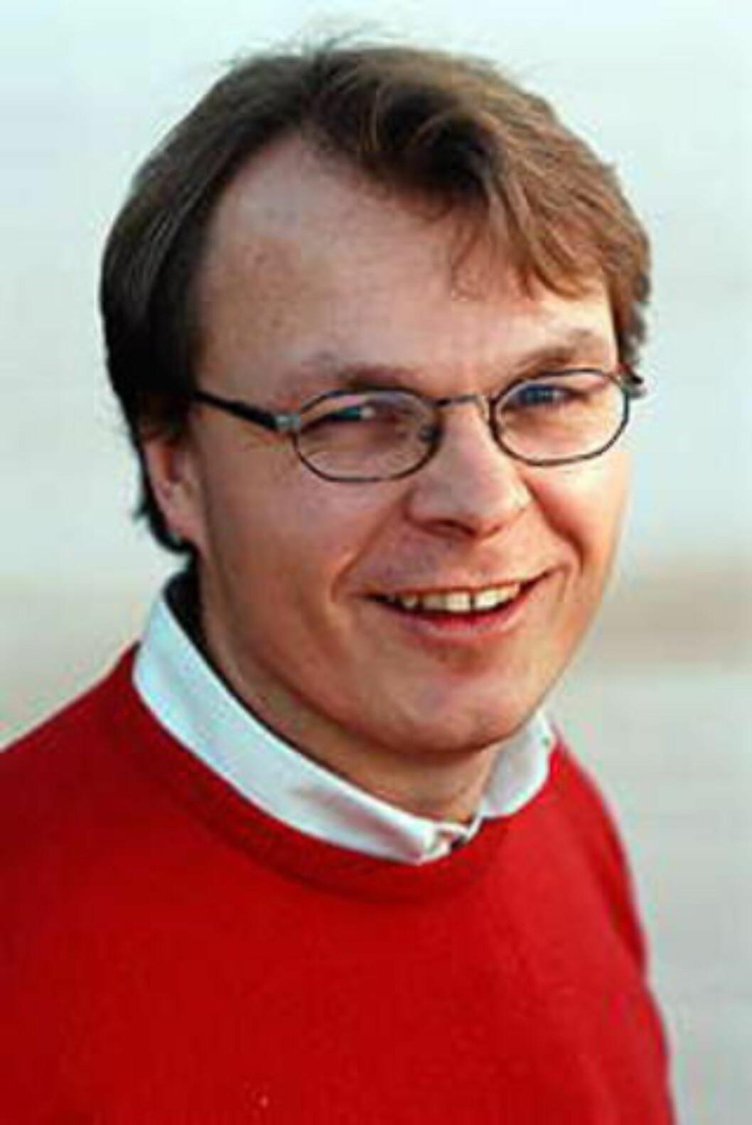 <strong>BENYTTER MULIGHETEN:</strong> Nils Ketil Andresen startet i 2014 et produksjonsselskap rettet mot YouTube.