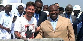 image: Hevder Messi mottok 31 millioner kroner for kontroversiell reise til Afrika