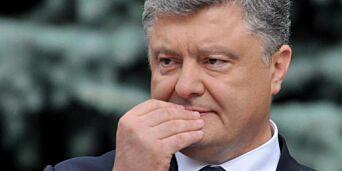 image: Han er oligark, sjokoladekonge  og landets president - nå må han rydde opp i Ukraina