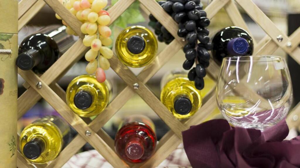HA I HYLLA: Ukas anbefalinger er viner som det kan være greit å ha hjemme, fordi de passer til mange ulike matretter. Foto: NTB SCANPIX