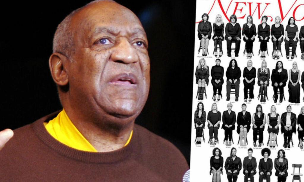 image: 35 kvinner anklager Bill Cosby for overgrep i anerkjent amerikansk magasin