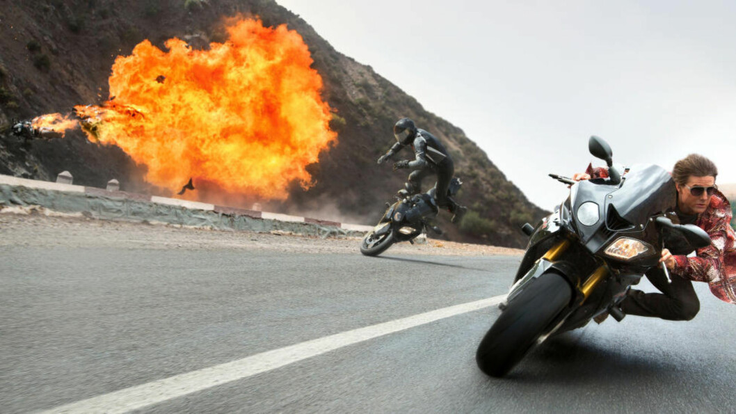 Anmeldelse: «Mission: Impossible - Rogue Nation»