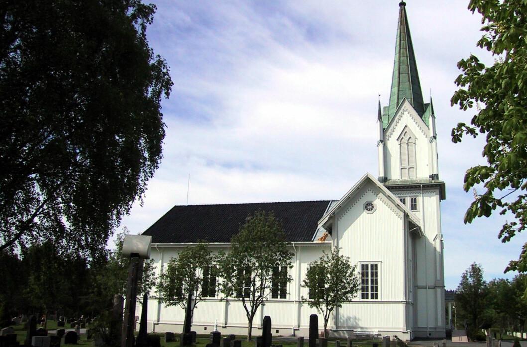 <strong><b> KRITIKK:</strong></b> Kirken har de siste årene fått kritikk for rutinene rundt inn- og utmelding. Når tar den grep. Foto: NTB SCANPIX / PER ERIK KNIVE