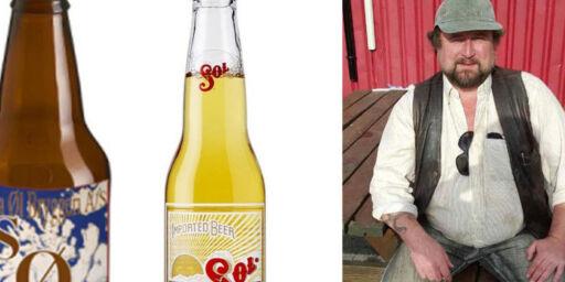 image: Norsk lokalt bryggeri i navnekrig med internasjonal ølgigant