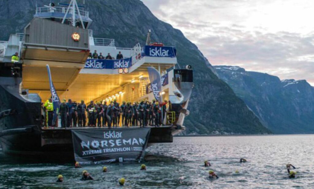 image: Fikk kuldesjokk under ekstremløp: - Jeg holdt på å drukne