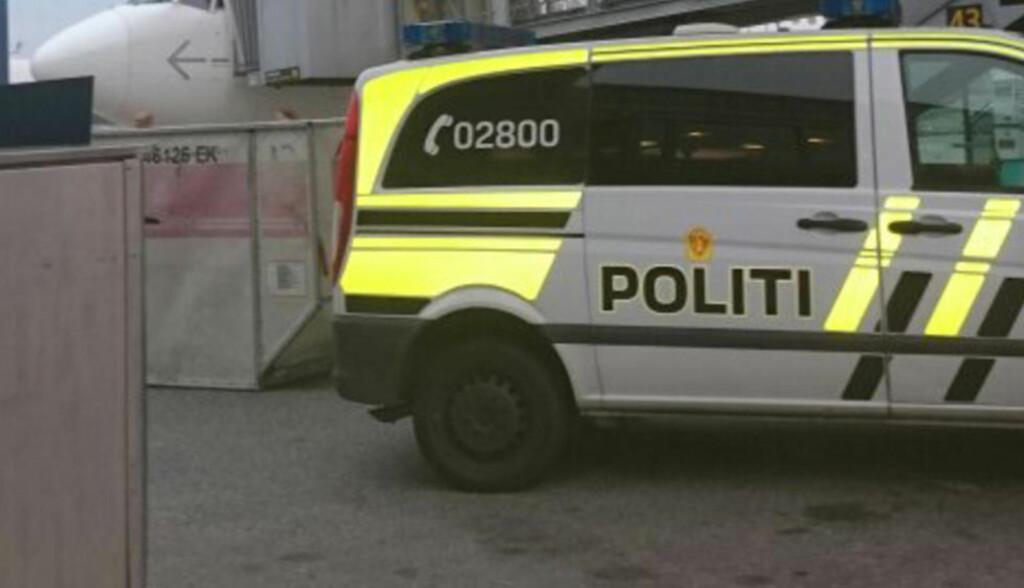 HINDRET PROMILLEFLYGNING: Politiet på Gardermoen har stoppet fire personer fra en flybesetning i promilletest. Foto: Tipser