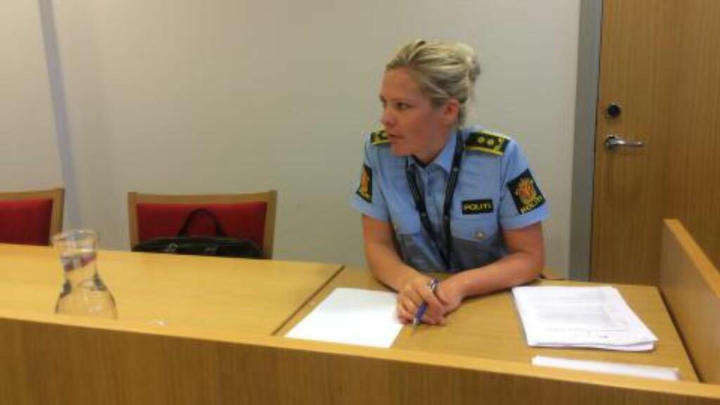 BER OM FENGSLING:  Politiadvokat Camilla Ek Sørensen. Foto: Ådne Husby Sandnes / Dagbladet