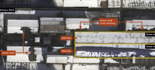 - Snøsmelting kan avsløre Nord-Koreas atom-plan