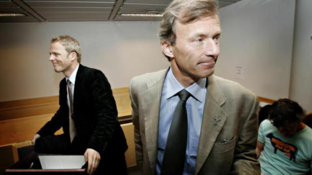 REFSER LØNNA: Frode Sulland i advokatfirmaet Hestenes og Dramer & Co og leder av Forsvarergruppen i Advokatforeningen. Foto: Jon Terje H. Hansen / Dagbladet