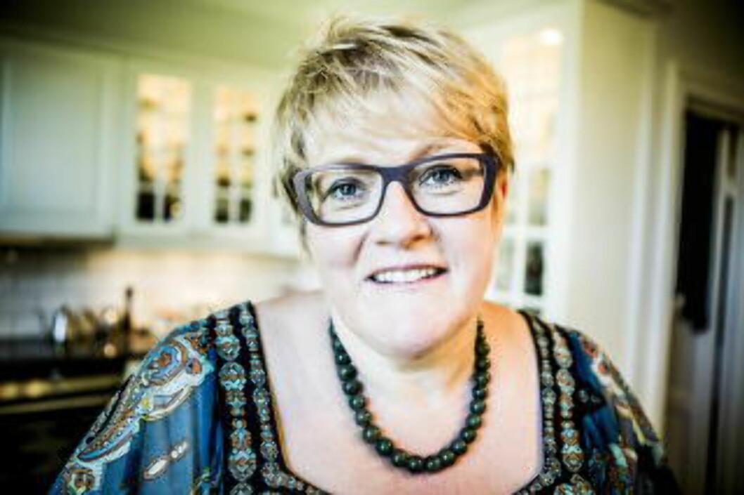 <strong>VENSTRE:</strong> Venstre-leder Trine Skei Grande.   Foto: Christian Roth Christensen / Dagbladet