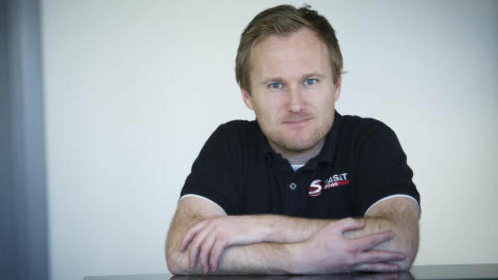 EKSPERT: Viasat-kommentator Atle Gulbrandsen. Foto: Heiko Junge / NTB scanpix
