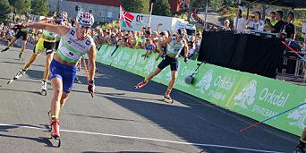 image: Brandsdal vil ikke lenger bare være sprinter: - Det skjedde noe i Harstad