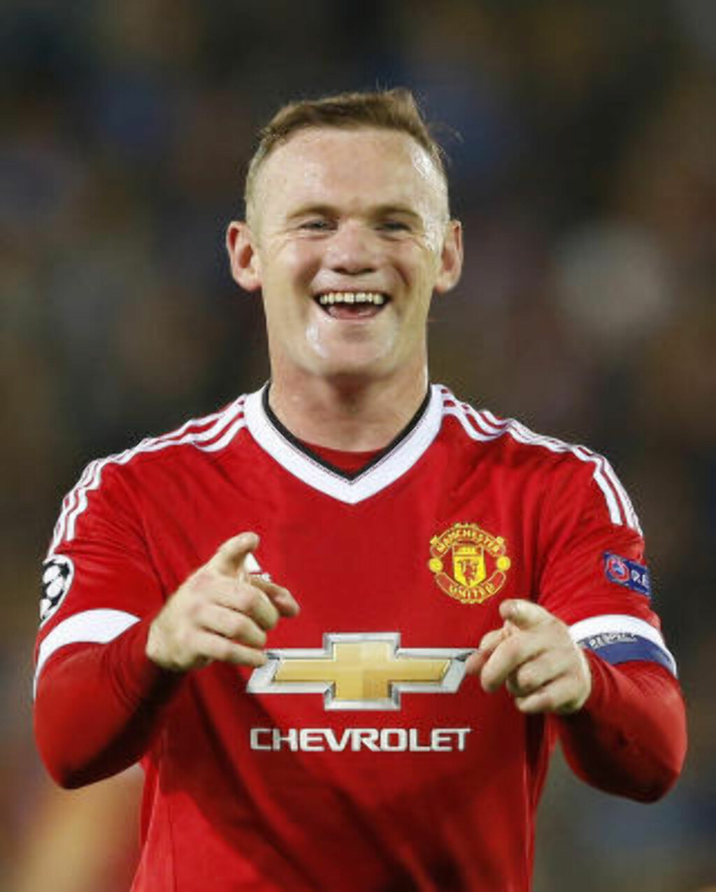 KLARE FOR CHAMPIONS LEAGUE: Wayne Rooney og Manchester United. Foto: Scanpix