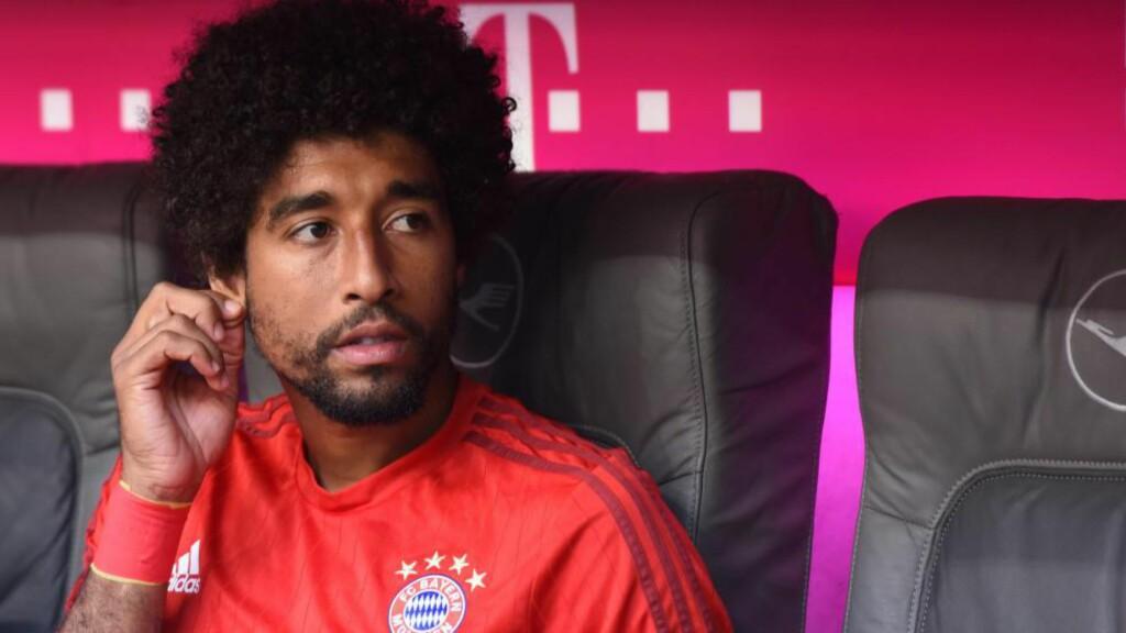 Dante (31) forlater Allianz Arena til fordel for Wolfsburg - Foto: EPA/LUKAS BARTH
