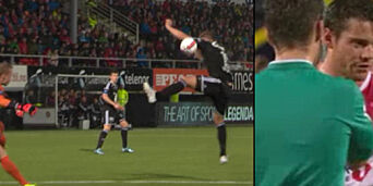 image: RBK-scoring fikk Tromsø-spillerne til å rase