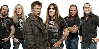 image: Anmeldelse: Iron Maiden - «The Book Of Souls»