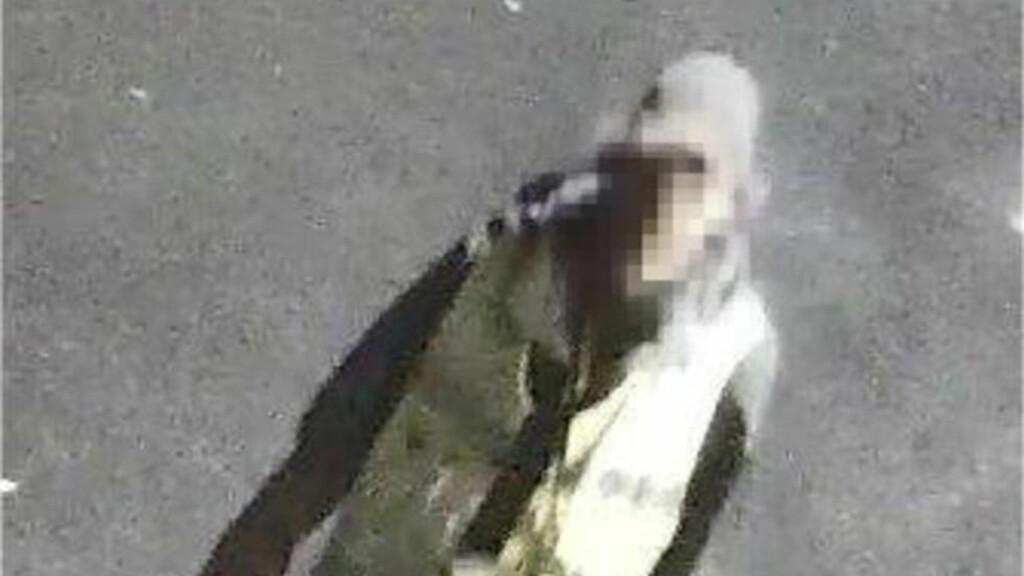 GJORDE INNBRUDD I NATT: En mann gjorde i natt innbrudd ved Halden Taxi utkledd som vekter. Foto: Bent Skogli