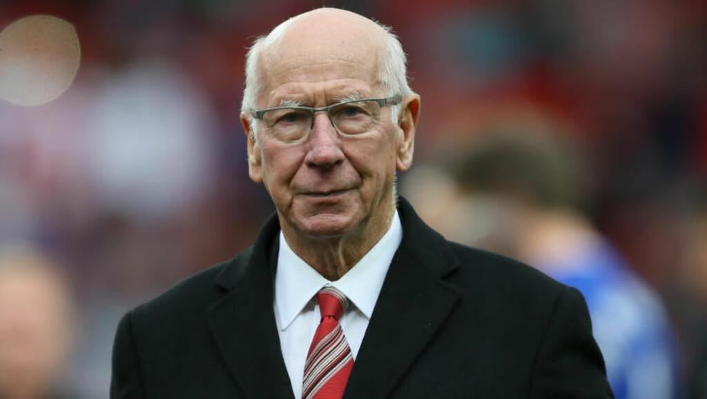 HAR REKORDEN: Ingen har scoret flere mål for England enn Sir Bobby Charlton, som står med 49 nettkjenninger for de helhvite. Foto: Simon Bellis / Sportimage / Cal Sport Media / NTB Scanpix