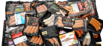 Stor test av gourmetpølser: Elleve får terningkast seks