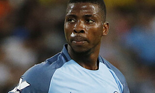 CITYS: Kelechi Iheanacho. Foto: Action Images via Reuters / Bobby Yip Livepic