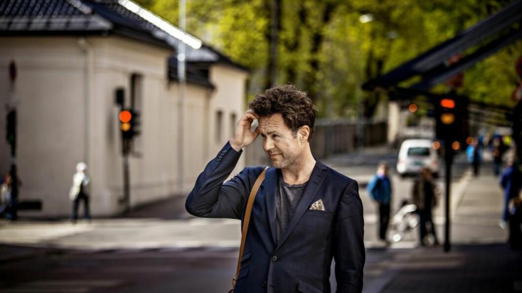 <strong>På valg:</strong> - Jeg tror ikke jeg ble valgt bare fordi jeg har et kjent tryne, sier Geir Kvarme, som har gode muligheter til å komme inn i Oslo bystyre for Høyre til høsten. Foto: Jørn H Moen / Dagbladet