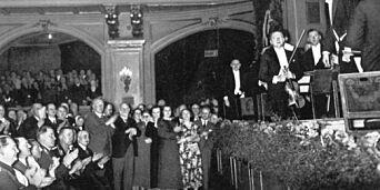 image: - Å gå i operaen ble en bekjennelse av tro på førerens evner