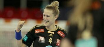 Hun vurderte å gi seg. Nå kan Marit (29)  vinne Champions League