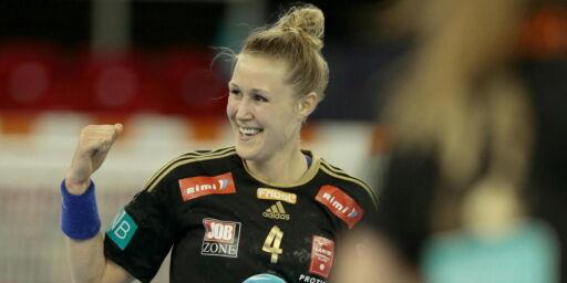 image: Hun vurderte å gi seg. Nå kan Marit (29)  vinne Champions League