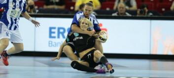 Larviks gulldrøm  ble hamret i senk i finalen