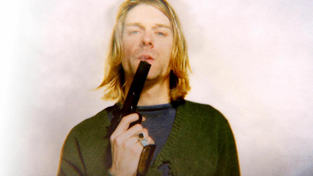 SE DEN PÅ CINEMATEKET: Dokumentaren «Montage of Heck» viser fram hittil ukjente sider ved Kurt Cobain. Den vises i dag på Cinemateket  i Oslo. Alle foto: «Montage of Heck»/Arts Alliance