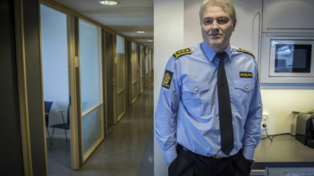 - IKKE GODT NOK RUSTET: - Norsk politi er i dag ikke godt nok rustet for den utfordringen vi står ovenfor, sier Eivind Borge, leder for Taktisk etterforskningsavdeling i Kripos, til Dagbladet. Foto: LARS EIVIND BONES/DAGBLADET