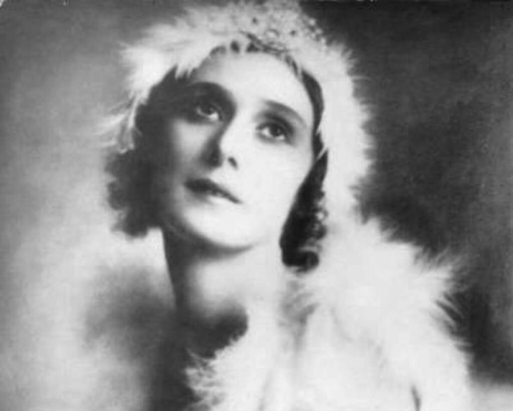 OPPHAVET :  Den stadig mer populære festkaken pavlova er oppkalt etter den russiske ballerinaen Anna Pavlova. Foto: WIKIMEDIA COMMONS