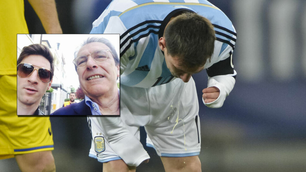 <strong>MESSI PÅ DIETT:</strong> Lionel Messi har herjet med uttallige forsvarspillere denne sesongen. Forrige sesongen bar preg av skader og flere spesielle anlednigner der Messi kastet opp på banen. Besøkene hos legen Giuliano Poser og en ny diett kan være svaret på formtoppen. Foto: NTB Scanpix/Isidoro Gottardo
