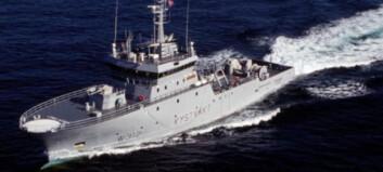 Kystvakta i kontakt med russiske ubåter