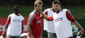 Gerrard avslører: -  Beckham overbeviste meg om å dra