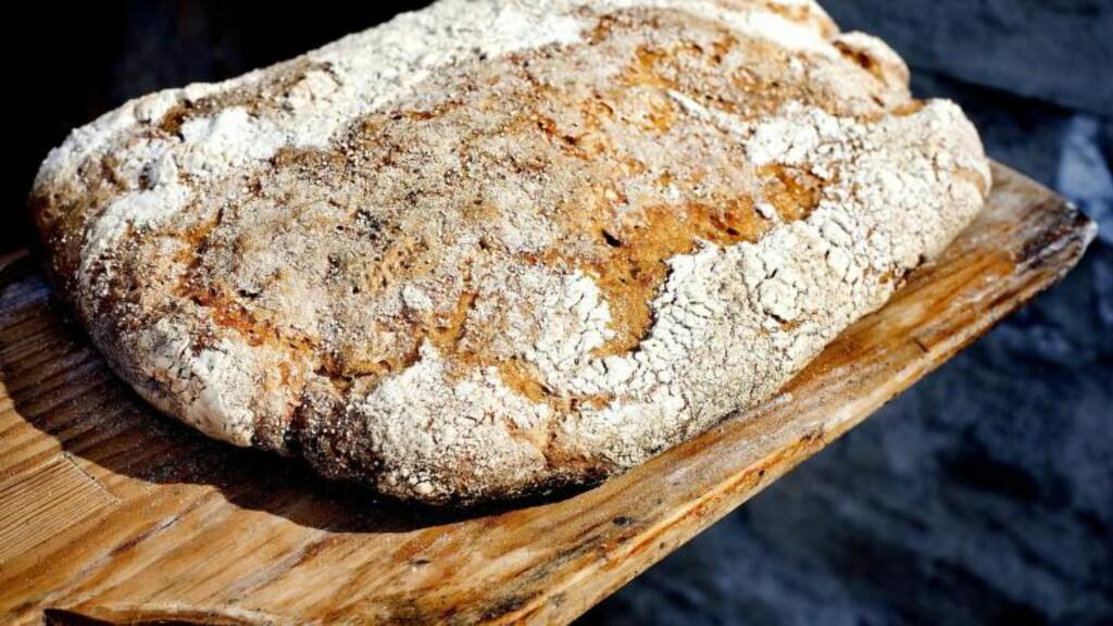 FRISTENDE:  Stadig flere får øynene opp for surdeigsbrød. Det er både sunnere og metter lenger.Foto: METTE MØLLER
