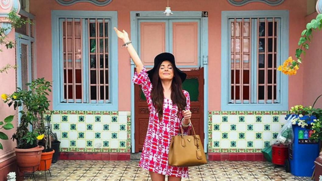 <strong>VERDENSBORGER:</strong> Det siste året har Brooke Saward besøkt seks kontinenter, 50 land, fått 320 000 følgere på sosiale medier, og vokst til 950 000 sidevisninger på bloggen World of Wanderlust hver måned. Foto: PRIVAT