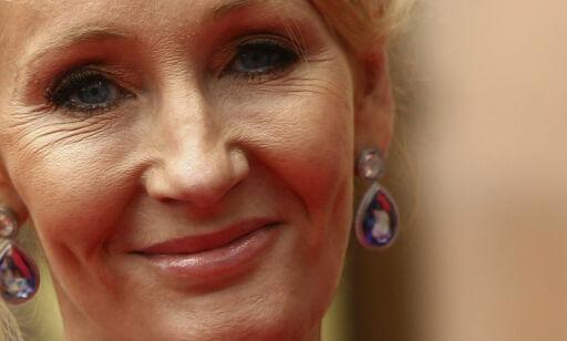 image: J.K. Rowling lanserer tre nye Harry Potter-bøker