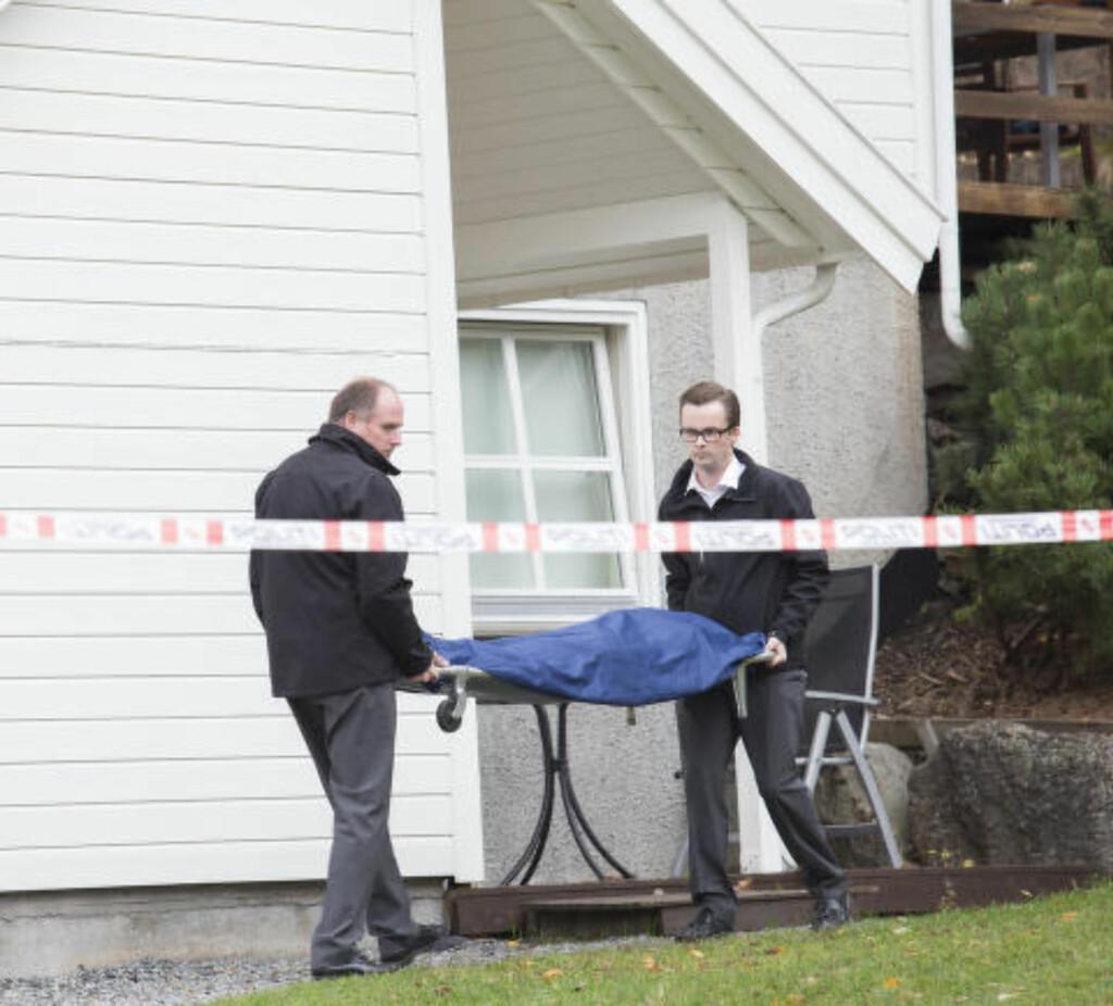 DREPT PÅ JOBB: Gillebo Backlund var alene i barnevernsleilgheten med 15 åringen da hun ble drept. Foto: Torstein Bøe / NTB scanpix