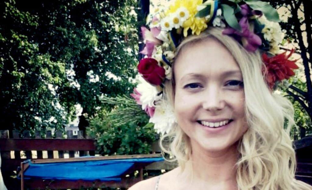 DREPT: Anna Kristin Gillebo Backlund (bildet) ble drept på behandlingssenteret Små Enheter i Vollen natt til 28. oktober i fjor. Hun ble drept av 15-åringen hun passet på. Foto: Privat