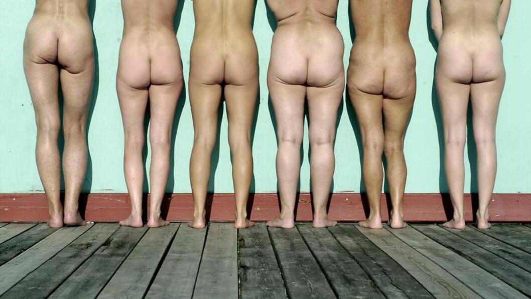<strong>NAKENHET:</strong>  Barn og ungdom ser ikke lenger naturlig nakenhet. Foto: NTB SCANPIX / Lisbeth Holten