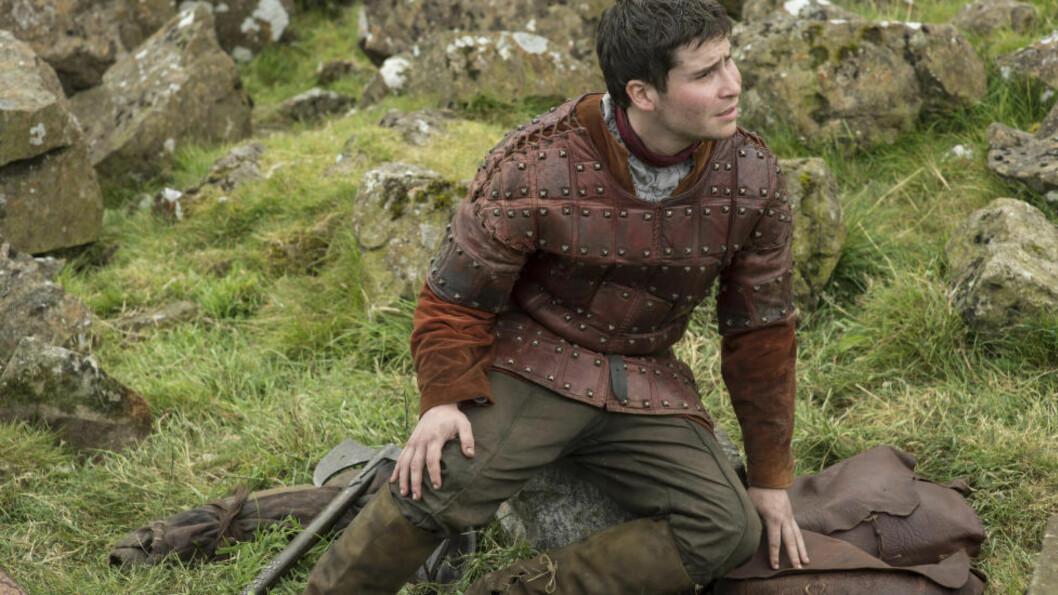 <strong>FOLKEKJÆR:</strong> Skotske Daniel Portman sin karakter «Podrick Payne» er godt likt blant «GoT»-fansen. Foto: HBO