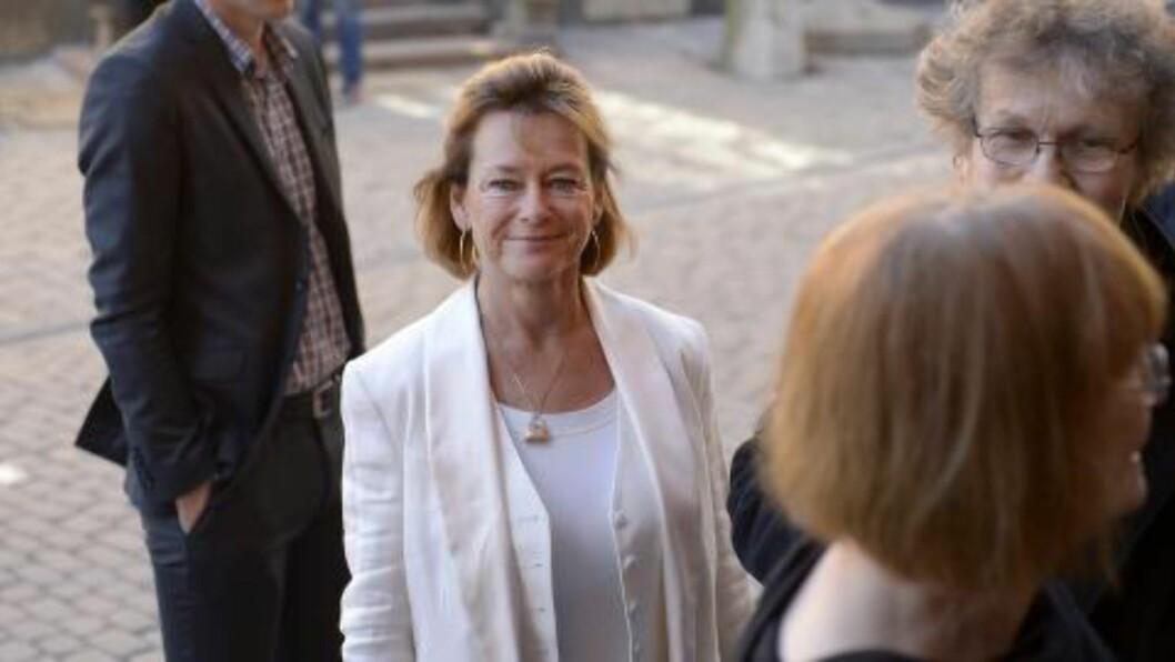 <strong>NEKTES RUSSLAND-BESØK:</strong> Sveriges tidligere kulturminister Lena Adelsohn Liljeroth. Foto: LINDAHL BJÖRN  / Aftonbladet / IBL Bildbyrå  * * * EXPRESSEN OUT * * *  AFTONBLADET / 75436