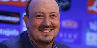 image: Real Madrids visepresident forsnakket seg, og avslørte hvem som blir klubbens nye trener
