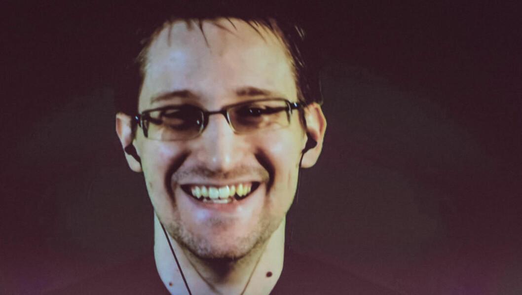 <strong>PRISVINNER:</strong> Edward Snowden er tildelt Bjørnstjerne Bjørnson-prisen for 2015 og invitert til Molde for å motta utmerkelsen i september i år. Foto:  OLE&nbsp;SPATA