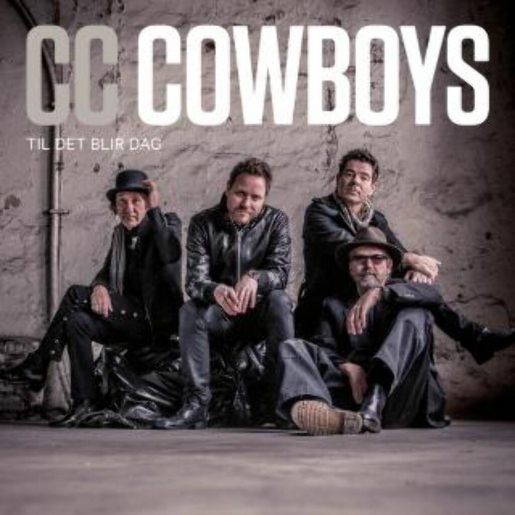 image: ANMELDELSE: CC Cowboys kan dette med å eldes med stil