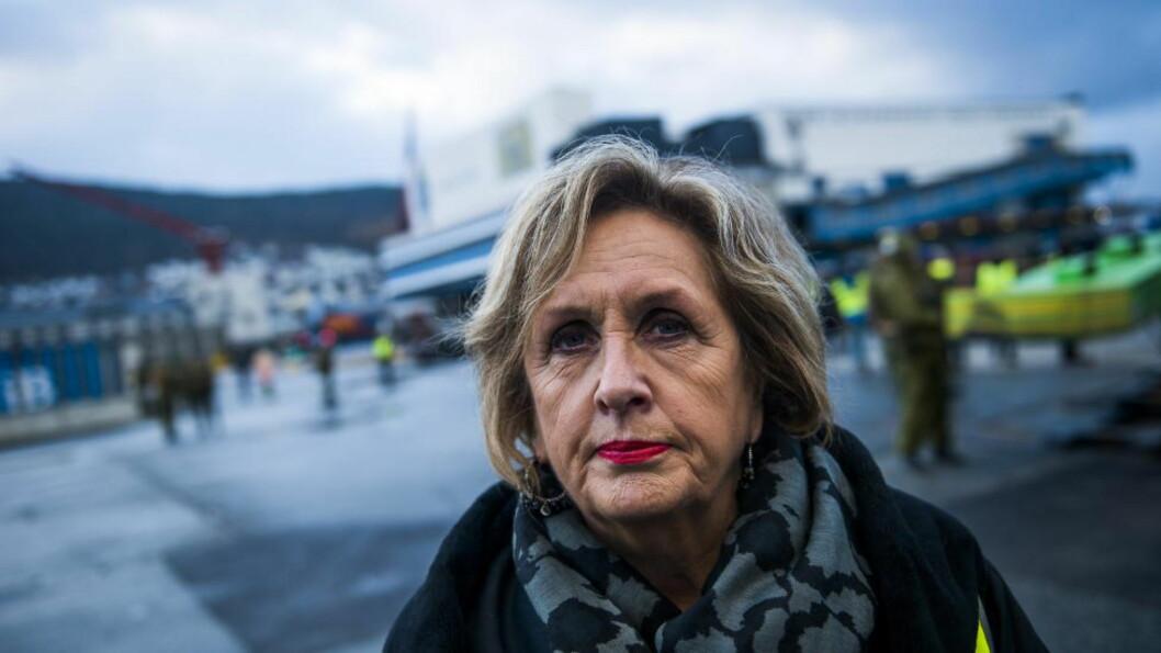 <strong> SYKMELDT:</strong>  Trude Drevland, ordfører i Bergen (H) er sykmeldt etter å ha fått en sponset reise av rederiet til Viking Star. Foto: Håkon Eikesdal