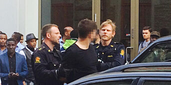 image: Ti til femten personer i nytt masseslagsmål i Oslo