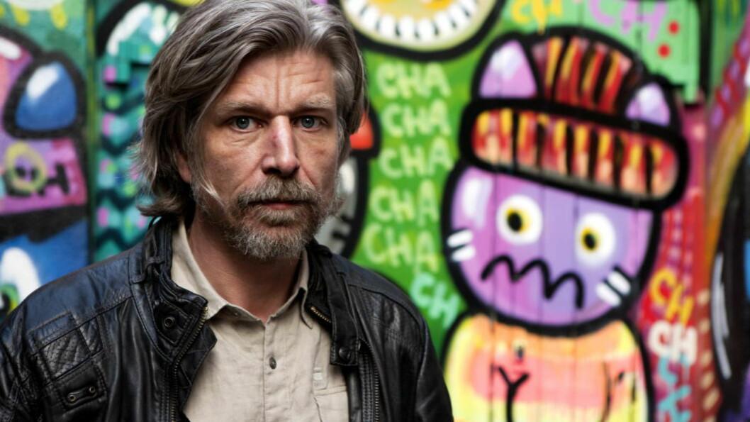 <strong>NYE BØKER:</strong>  Karl Ove Knausgård sa han var ferdig med å skrive skjønnlitterært etter «Min kamp». Nå kommer han med fire nye bøker.  Foto: Anders Grønneberg